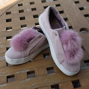 Sam Edelman pompom sneakers